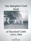 The Hampton Court Herd of Hereford Cattle by Catherine Beale